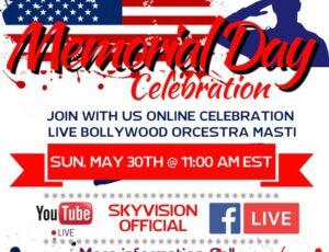 Memorial Day Celebration 2021